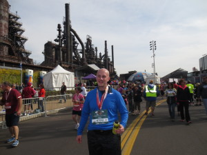 9.3 Miles, 2 Medals, Over a Thousand Calories = Well Worth It!