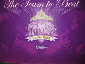 Welcome to the 2014 Princess Half Marathon!