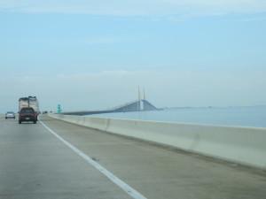 Sunshine Skyway Bridge - Tampa, FL