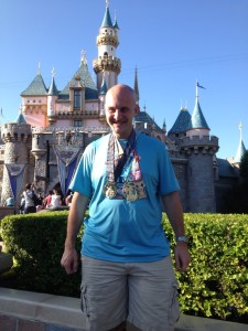 4 Medals - 19.3 Miles - 2 Days - One Castle!