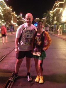 My runDisney buddy!