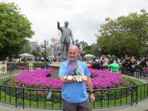 5 Medals, 3 Days, 3 Races - 2016 runDisney Tinkerbell Weekend